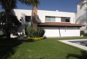 Foto de casa en venta en . 1, el mascareño, cuernavaca, morelos, 0 No. 01