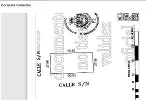 Foto de terreno comercial en venta en 1 , komchen, mérida, yucatán, 6943509 No. 01