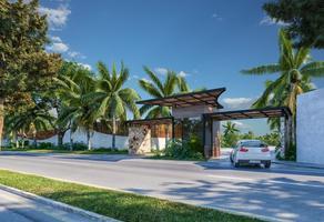 Foto de terreno habitacional en venta en 1 , nueva yucalpeten, progreso, yucatán, 0 No. 01