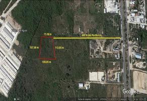Foto de terreno habitacional en venta en 1 , roble agrícola iii, mérida, yucatán, 10968300 No. 01