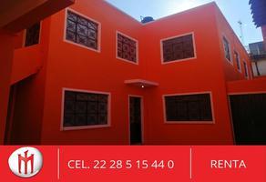 Foto de departamento en renta en 1 sur 202, tehuacán, tehuacán, puebla, 15642640 No. 01