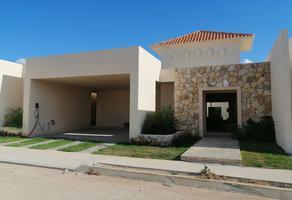 Foto de casa en venta en 1 , verde limón conkal, conkal, yucatán, 0 No. 01