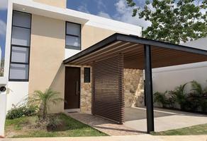 Foto de casa en condominio en venta en 10 , cholul, mérida, yucatán, 0 No. 01