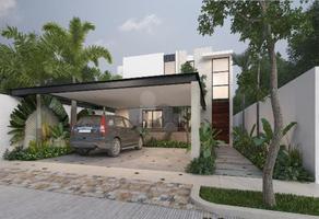 Foto de casa en venta en 10 , conkal, conkal, yucatán, 15360094 No. 01