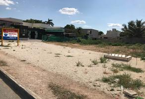 Foto de terreno comercial en renta en 10 , montebello, mérida, yucatán, 0 No. 01