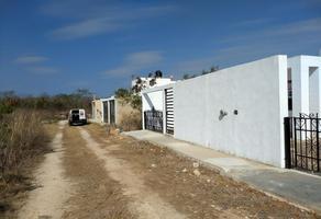 Foto de casa en venta en 101 sin número, paseos de opichen, mérida, yucatán, 0 No. 01