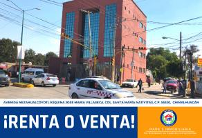 Foto de terreno comercial en venta y renta en Santa María Nativitas, Chimalhuacán, México, 12468411,  no 01