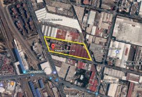 Foto de terreno industrial en venta en Industrial Vallejo, Azcapotzalco, DF / CDMX, 16196592,  no 01