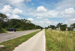 Foto de terreno industrial en venta en 11 187, cholul, mérida, yucatán, 8747134 No. 01