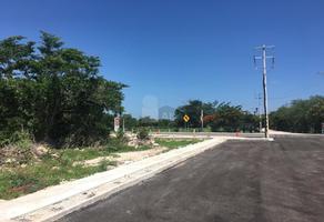 Foto de terreno habitacional en venta en 11 , san francisco de asís, conkal, yucatán, 0 No. 01