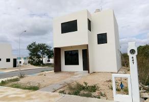 Foto de casa en venta en 110 b 647, caucel, mérida, yucatán, 0 No. 01