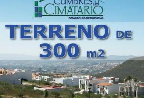 Foto de terreno habitacional en venta en Cimatario, Querétaro, Querétaro, 13689419,  no 01