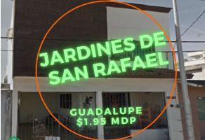 Foto de casa en venta en Jardines de San Rafael, Guadalupe, Nuevo León, 21011492,  no 01