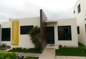 Foto de casa en venta en 117 1223, paseos de opichen, mérida, yucatán, 0 No. 01