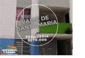 Foto de departamento en venta en Valle de Santa María, Pesquería, Nuevo León, 21419967,  no 01