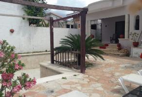Foto de casa en renta en 12 , méxico norte, mérida, yucatán, 0 No. 01