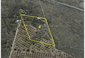 Foto de terreno comercial en venta en 123 1, torrecillas y ramones, saltillo, coahuila de zaragoza, 15928158 No. 01