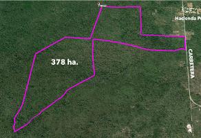 Foto de terreno industrial en venta en 123 200, tzacala, mérida, yucatán, 8695277 No. 01