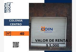 Foto de local en renta en 13 0, córdoba centro, córdoba, veracruz de ignacio de la llave, 0 No. 01
