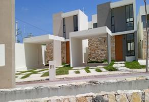 Foto de casa en venta en 138 , sierra papacal, mérida, yucatán, 0 No. 01