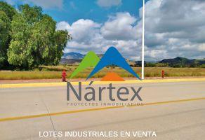 Foto de terreno industrial en venta en Zona Industrial, San Luis Potosí, San Luis Potosí, 21716348,  no 01