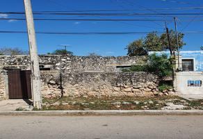 Foto de terreno habitacional en venta en 14 , miraflores, mérida, yucatán, 0 No. 01