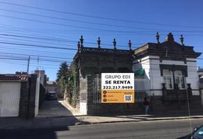Foto de casa en renta en 14 oriente 215, humboldt norte, puebla, puebla, 17383168 No. 01