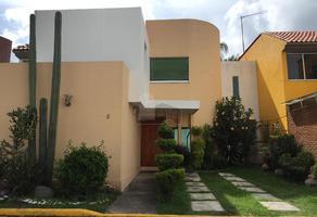 Foto de casa en renta en 14 oriente , centro, san andrés cholula, puebla, 10596227 No. 01