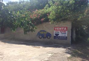 Foto de terreno habitacional en venta en 141 , san antonio tecoh, mérida, yucatán, 5950141 No. 01