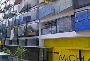 Foto de departamento en renta en Condesa, Cuauhtémoc, DF / CDMX, 17258230,  no 01