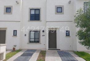 Foto de casa en condominio en renta en Zakia, El Marqués, Querétaro, 22066848,  no 01