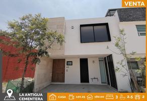 Foto de casa en venta en 15 de mayo 4732, zona cementos atoyac, puebla, puebla, 20734421 No. 01