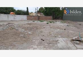 Foto de terreno habitacional en renta en  , 15 de mayo (tapias), durango, durango, 6907459 No. 01