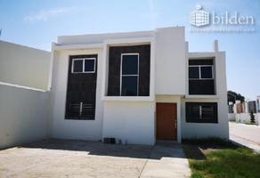 Foto de casa en renta en  , 15 de mayo (tapias), durango, durango, 9296788 No. 01