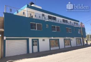 Foto de edificio en renta en 16 de septiembre 100, tierra y libertad, durango, durango, 15068613 No. 01