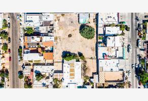 Foto de terreno comercial en venta en 16 de septiembre entre isabel la católica y félix ortega , zona central, la paz, baja california sur, 17628341 No. 01