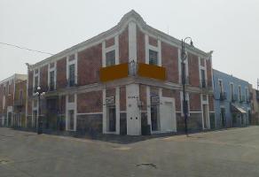 Foto de edificio en renta en 16 de septienbre 1, el carmen, puebla, puebla, 0 No. 01