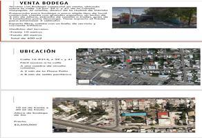 Foto de bodega en venta en 16 , mayapan, mérida, yucatán, 0 No. 01