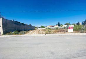 Foto de terreno habitacional en venta en Loma Blanca, Saltillo, Coahuila de Zaragoza, 19857826,  no 01
