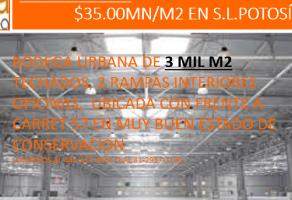 Foto de bodega en renta en San Felipe, Soledad de Graciano Sánchez, San Luis Potosí, 20966779,  no 01