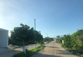 Foto de terreno habitacional en venta en 17 , chicxulub puerto, progreso, yucatán, 0 No. 01