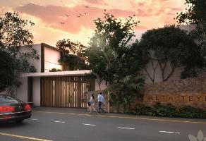 Foto de casa en condominio en venta en 17 , montebello, mérida, yucatán, 8744538 No. 01