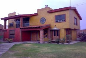 Foto de casa en venta en 17 oriente 5, cholula de rivadabia centro, san pedro cholula, puebla, 0 No. 01