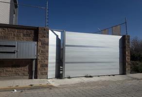 Foto de terreno habitacional en venta en 17 poniente , santa maría xixitla, san pedro cholula, puebla, 17326267 No. 01