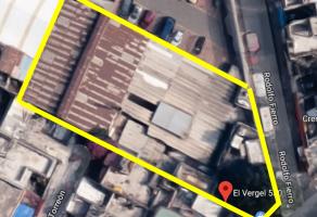 Foto de bodega en venta en Francisco Villa, Iztapalapa, Distrito Federal, 6531290,  no 01