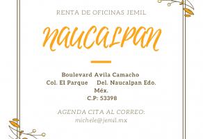 Foto de oficina en renta en El Parque, Naucalpan de Juárez, México, 20442493,  no 01