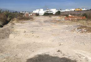Foto de terreno habitacional en venta en San Bernardino Tlaxcalancingo, San Andrés Cholula, Puebla, 15609367,  no 01