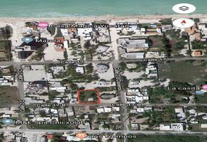 Foto de terreno habitacional en venta en 17-b , chicxulub puerto, progreso, yucatán, 7525614 No. 01