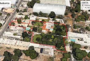 Foto de terreno habitacional en venta en 18 , colonial chuburna, mérida, yucatán, 0 No. 01