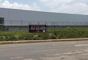 Foto de terreno comercial en venta en 18 de marzo 0, 5 de febrero, querétaro, querétaro, 5488493 No. 01